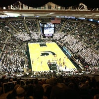 Photo taken at Breslin Center by Alan D. on 11/18/2012