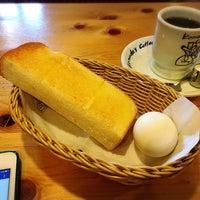 Photo taken at コメダ珈琲店 金剛東店 by bluemoon_anne on 11/7/2016