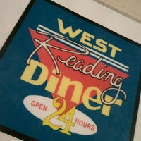 Photo taken at West Reading Diner by Sean D. on 9/28/2012