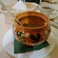 Photo taken at Штабной ресторан by Alexandr Z. on 3/28/2013
