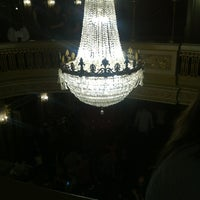 Photo taken at Majestic Theatre by Jeremy S. on 10/21/2012