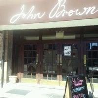 Photo taken at John Brown Smokehouse by Sharon C. on 9/23/2012