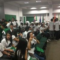 Photo taken at Universidad Latina de Costa Rica by Caro C. on 4/16/2013