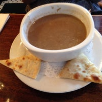 Photo taken at Kalendar Restaurant & Bistro by Amanda A. on 7/5/2013