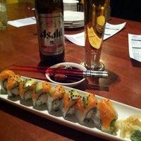 Photo taken at Nagoya Japanese Steakhouse & Sushi by T.J. on 11/11/2013