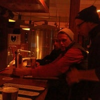 Photo taken at Sunday River Brewing Company by Daniel R. on 12/29/2012