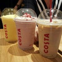 Photo taken at Costa Coffee by jenney k. on 7/9/2016