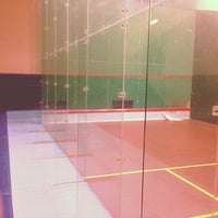 Photo taken at Hong Kong Squash Centre 香港壁球中心 by Kin T. on 3/24/2014