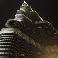 Photo taken at Armani Hotel Dubai by Andrey G. on 12/26/2012