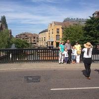 Photo taken at Cambridge by Zehra🍫 on 7/16/2013