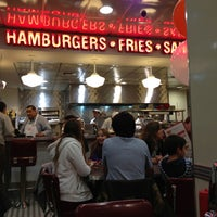 Photo taken at Johnny Rockets by Marco M. on 6/2/2013