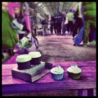 Photo taken at Eveleigh Market by jaddan b. on 5/11/2013