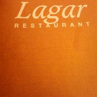 Photo taken at Lagar Restaurant by falderisi on 3/25/2013
