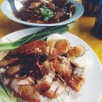 Photo taken at ข้าวหมูแดง ปฐมเลิศรส by Korakot P. on 4/1/2014