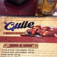Photo taken at Quile Steak Delicias De Novillo by Jairo M. on 12/12/2013