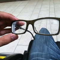 Photo taken at LensCrafters by Joakin D. on 9/24/2012