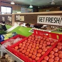 Photo taken at Five Points Market & Get Fresh Cafe by Susan C. on 4/11/2013