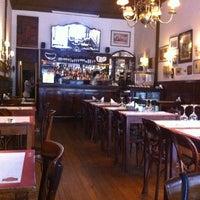 Photo taken at Café Brasilero by Schizzibooks p. on 1/21/2013