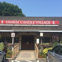 Photo taken at Yankee Candle Flagship Store by sherri on 7/25/2014