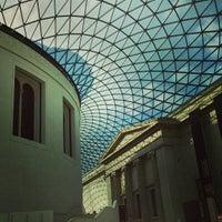 Photo taken at British Museum by hirotomo on 7/25/2013