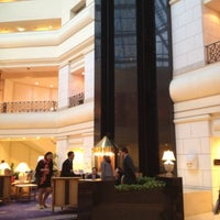 Photo taken at International Hotel by Артур М. on 4/17/2013