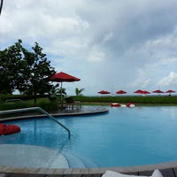 Photo taken at Four Seasons Resort Nevis, West Indies by Cassandra H. on 3/31/2013