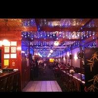 Photo taken at Utage Athens Sushi Bar by Katie C. on 10/21/2012