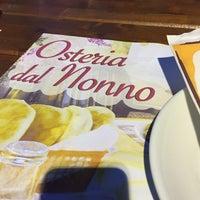 Foto scattata a Osteria Dal Nonno da Gabriele B. il 7/19/2015