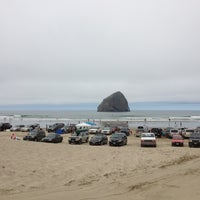 Photo taken at Pacific City, OR by Erik W. on 7/1/2013
