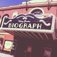 Photo taken at Victory Gardens Biograph Theater by Drew M. on 5/29/2014