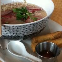 Photo taken at Baan Thai by Roberta M. on 2/16/2013