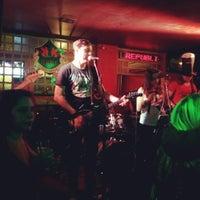 Photo taken at Republic Pub by Daniel M. on 9/28/2012