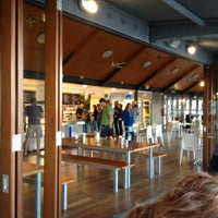 Photo taken at Aristos Waterfront Rottnest Fish Cafe by Kyle Y. on 10/19/2012