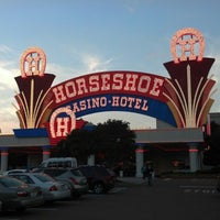 Photo taken at Horseshoe Casino and Hotel by Jim T. on 10/13/2012