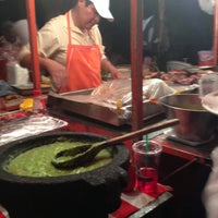 Photo taken at Tacos Arenal (Los Naranjas) by Pausi G. on 4/19/2013