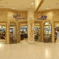 Photo taken at Wafi Gourmet وافي جورميه by Mohammed A. on 1/26/2013