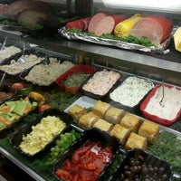 Photo taken at Pomperdale New York Style Deli by Ft. Lauderdale E. on 11/4/2012