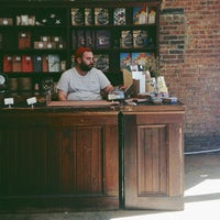 Photo taken at Mast Brothers Chocolate Factory by Bruna B. on 9/23/2012