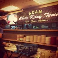 Photo taken at Adam Char Koey Teow by Je55en on 3/2/2013