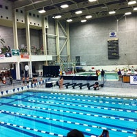 Photo taken at McCoy Natatorium by Amy H. on 3/23/2013