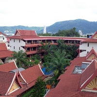 Photo taken at Baan Yuree Resort And Spa Phuket by Darren C. on 10/26/2013