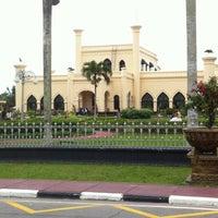 Photo taken at Istana Sultan Siak by Prayudi D. on 12/11/2016