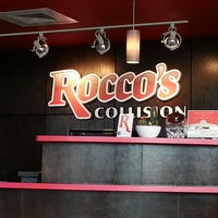 Photo taken at Rocco's Collision Center Gloucester Township by Ryan B. on 4/15/2013
