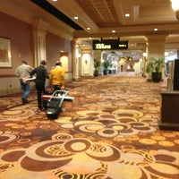 Photo taken at Mandalay Bay Convention Center by yu n. on 1/6/2013