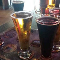 Photo taken at Smoky Mountain Brewery by Tyler M. on 7/25/2013