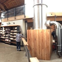 Photo taken at Sightglass Coffee by Max S. on 2/7/2013