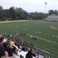 Photo taken at James Weir Stadium by Bill E. on 9/8/2013