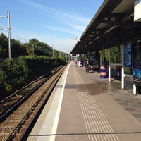 Photo taken at Metrostation Postjesweg by Oks on 10/12/2015