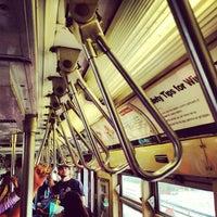 Photo taken at MTA Subway - 7 Train by Tokuyuki K. on 7/14/2013