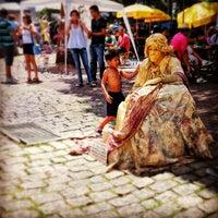 Photo taken at Feira de Artesanato de Embu das Artes by Ana I. on 2/24/2013